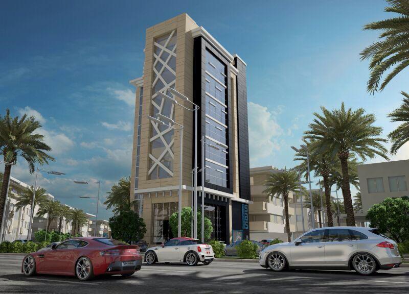 Kernel Building, Jeddah (Arabia Saudí)