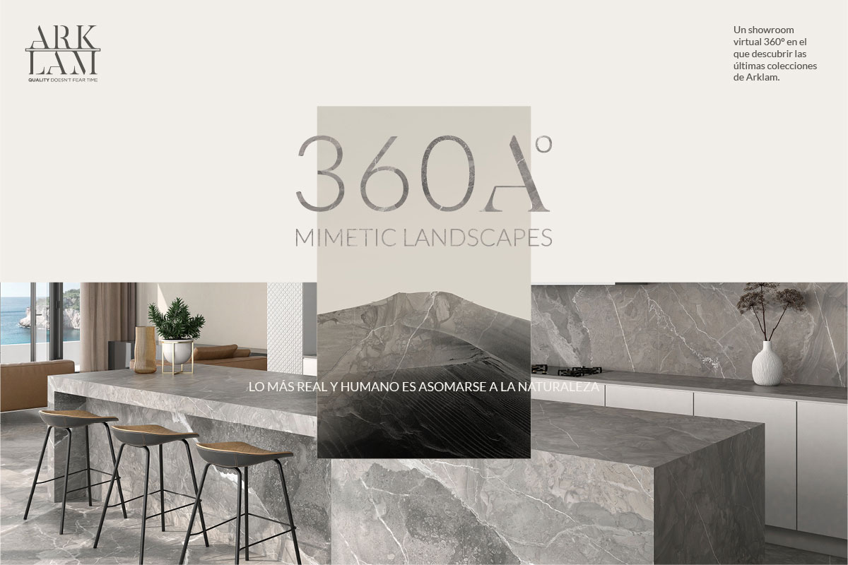 Arklam presenta la nueva casa del futuro en 360º